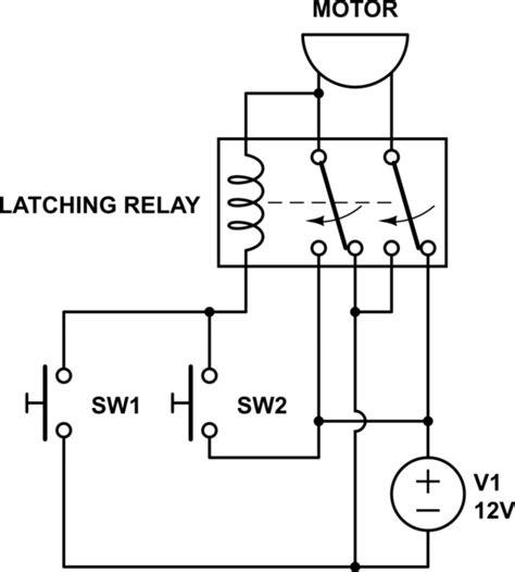 12v latching relay wiring diagram efcaviation