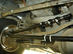 2001 dodge ram 2500 front end steering upgrades