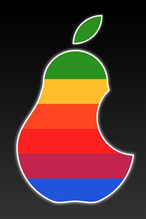 apple logo apple logo details