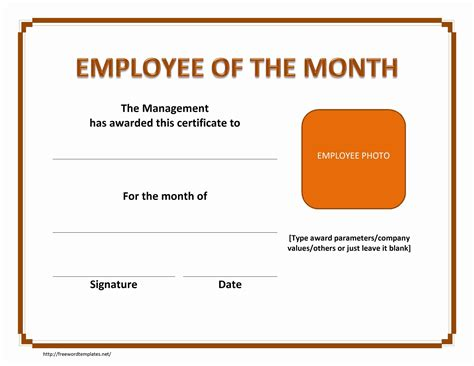 templates for employers 37 awesome award and certificate design templates for