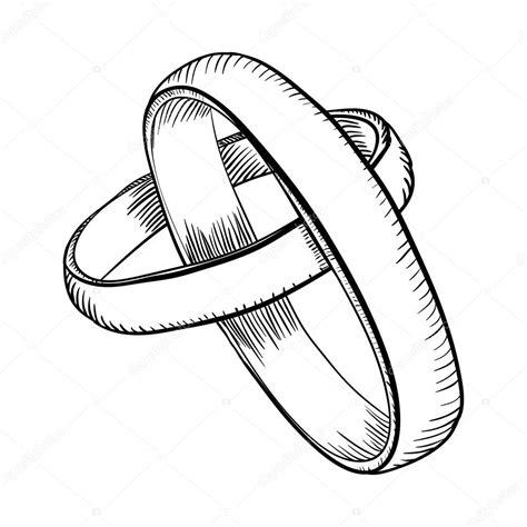 Eheringe Gezeichnet by Wedding Rings Doodle Stock Vector 169 Zsmart 39642717