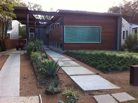 contemporary front yard modern pathway front yard home decorating trends homedit