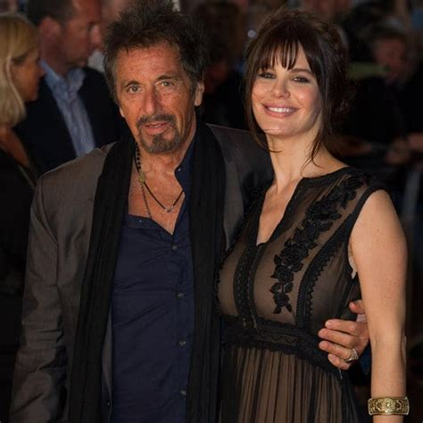 beverly d angelo and al pacino relationship al pacino splits from lucila sola the washington post
