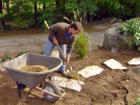How To Make A Rock Garden How Tos Diy Diy Rock Garden