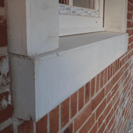 fensterbank beton fensterbank au 223 en beton nzcen