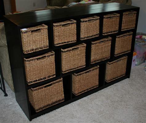 Cabinet Shelf Basket by Cabinet