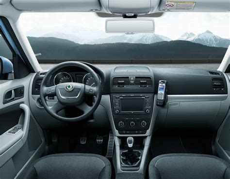 skoda yeti interior 2015 skoda yeti review specs price