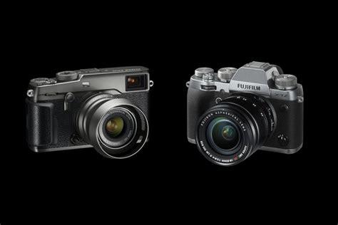 Fujifilm Fuji X T2 Graphite fujifilm gives the x pro2 and x t2 a premium graphite