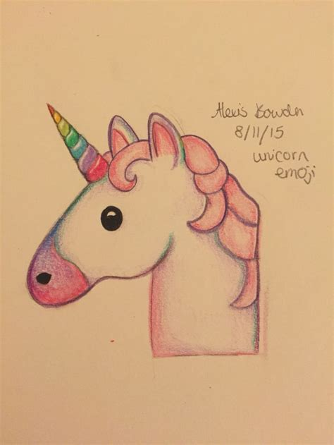 Drawing Unicorns by The 25 Best Unicorn Drawing Ideas On Easy To