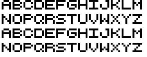 Font Computer opinions on computer font
