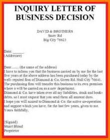 Types Of Business Letter In 5 All Kinds Of Business Letters And Exle Cashier Resumes