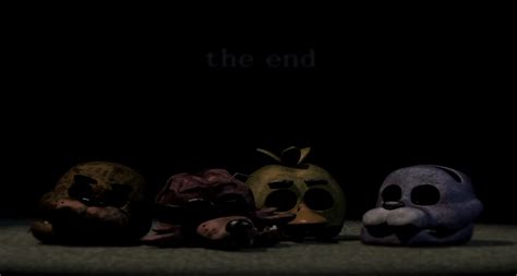best ending the secrets of five nights at freddy s 4 what will
