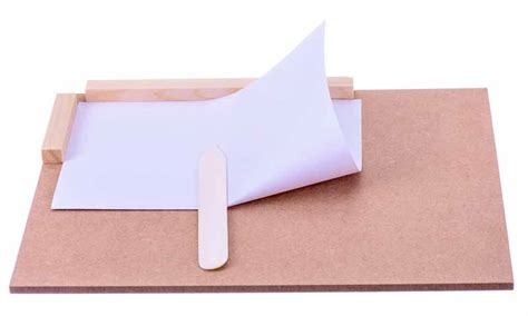 Paper Folding Jig - real bone folder 8 inch time to create