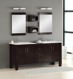Modern Bathroom Vanities Doral 72 Quot Bathroom Vanity Modern Bathroom Vanities And Sink Consoles Miami By Bathroom