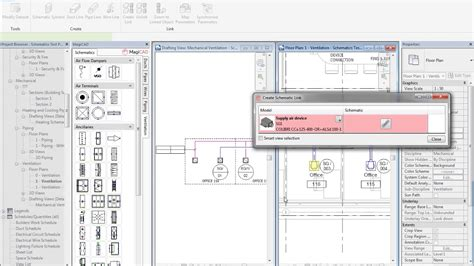 R Drawing Package by Magicad For Revit Mep Schematics Module Overview