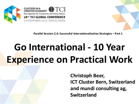 Learning And Performance Consultant At Sheryl Waxler Ph D Mba by Tci 2015 Go International 10 Year Experience On