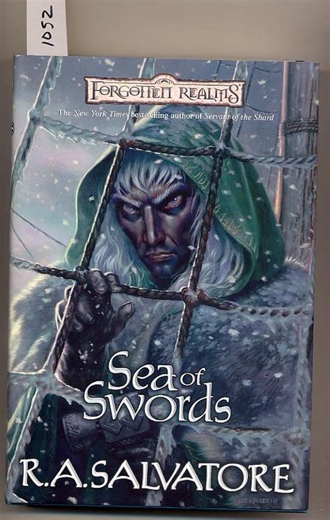sea of swords the sea of swords by r a salvatore hc