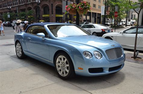 automobile air conditioning service 2007 bentley continental gtc auto manual 2007 bentley continental gtc stock gc1669a for sale near chicago il il bentley dealer