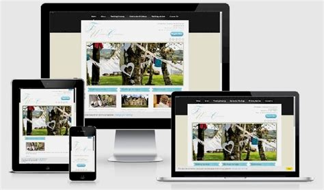 Wedding Consultant by The Wedding Consultant Responsive Website Digital Marketing