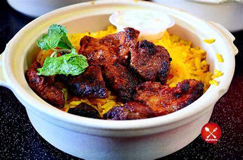 Nasi Briyani Biryani Kambing Promo restoran kapitan lebuh chulia pulau pinang
