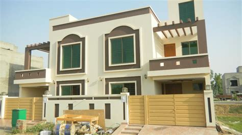 3 Story Duplex Floor Plans 5 marla house bahria town lahore brand new double story aa