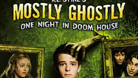 mostly ghostly one night in doom house mostly ghostly one night in doom house mostly ghostly 3 one night in doom house tv