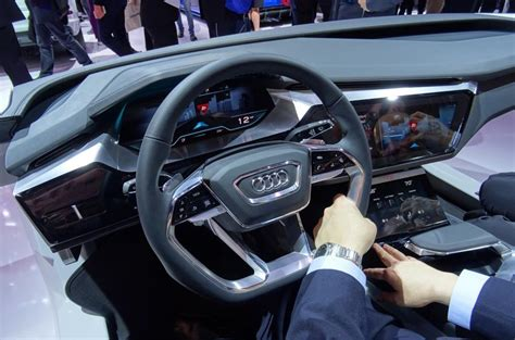 As New Upholstery by Audi Reveals New Interior Concept At Ces Autocar