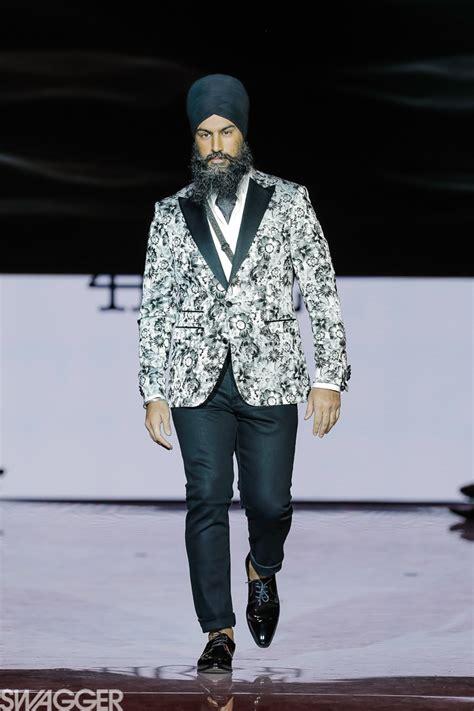 toronto mens fashion week celebrity runway show gotstyle