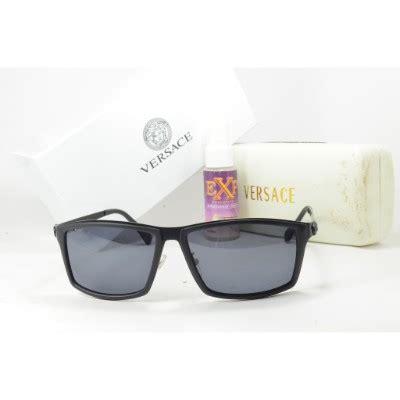 Harga Kacamata Versace Original jual sunglas versace mod4294 black baru kacamata wanita
