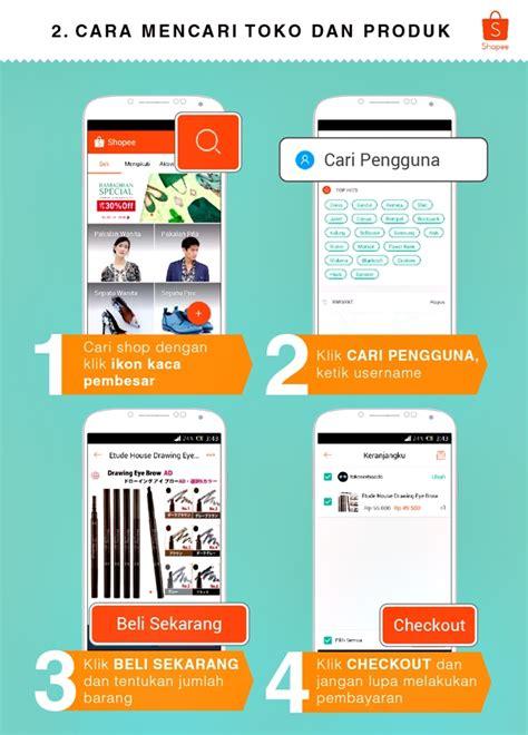 tutorial belanja di shopee voucher rp 50 000 free ongkir seluruh indonesia