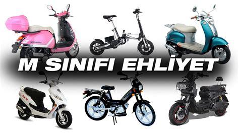 sueruecue belgesi ile kullanilabilen motorsikletler