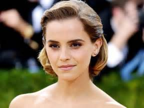 Emma watson at the met gala in new york on may 2 2016 photo justin