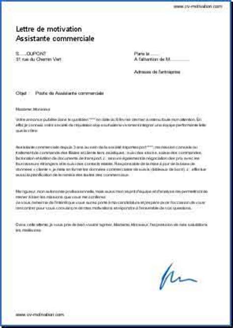 Exemple Lettre De Motivation Chef De Zone Export Recherche Urgent Lettre De Motivation Assistante Commerciale
