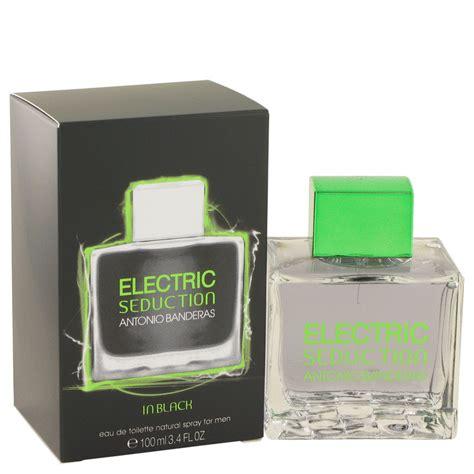 Parfum Electric Antonio Banderas electric in black parfum pas cher achat