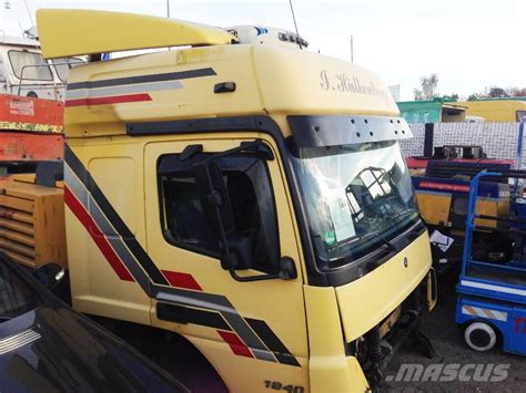 Cabin Ls Sale by Used Mercedes Kabine Fahrerhaus Axor 1840 Ls Cabins