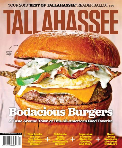 tallahassee magazine may june 2013 by rowland publishing