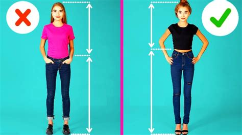 8 Ways To Look Skinnier In Just A Few Minutes by 7 Ways To Look Taller And Slimmer