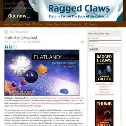 Flatland Sphereland medias mocos pearltrees