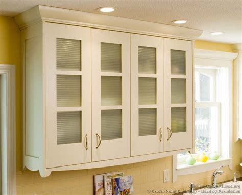 Kitchen Cabinets With Glass Doors Pictures Of Kitchens Traditional White Kitchen Cabinets Kitchen 120