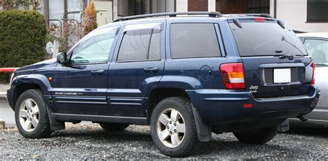 how petrol cars work 2005 jeep grand cherokee lane departure warning 2003 jeep grand cherokee information and photos momentcar