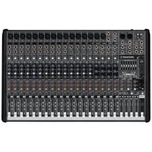 mixing desk mackie profx22 portable live mixing desk dv247