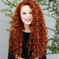 can you perm curls into bottom of hair best 10 curly red hair ideas on pinterest red curls