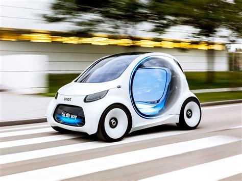 Future Smart by At The Frankfurt Auto Show Mini Vw And Smart Prove The
