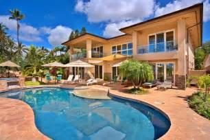 hawaii homes free stockphoto