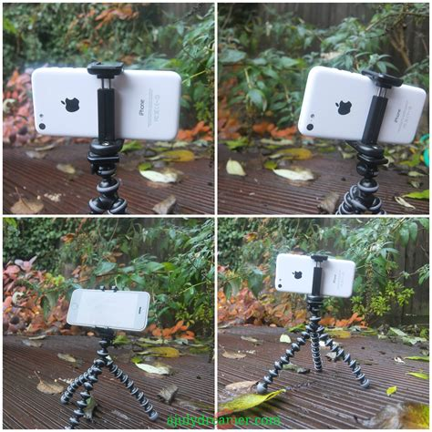 gorilla stand tools griptight gorillapod stand review a july