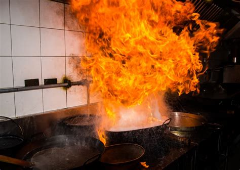 How Do Kitchen Fires Start by The Kitchen Is A Dangerous Place Even For Adults Huff
