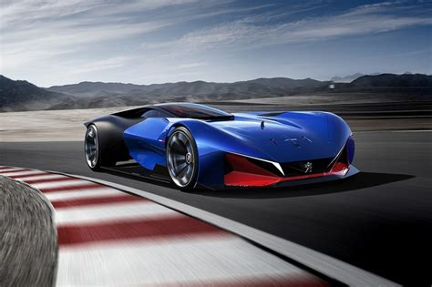 peugeot sports car 2016 peugeot dished out a delicious hybrid sports car concept
