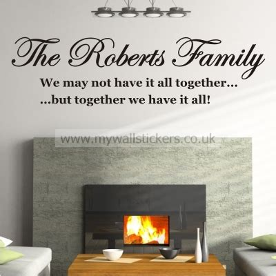 personalised wall stickers quotes personalized wall decals quotes quotesgram