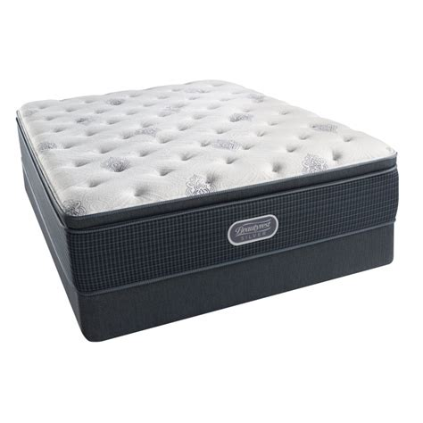 simmons beautyrest pacific heights pillowtop mattress
