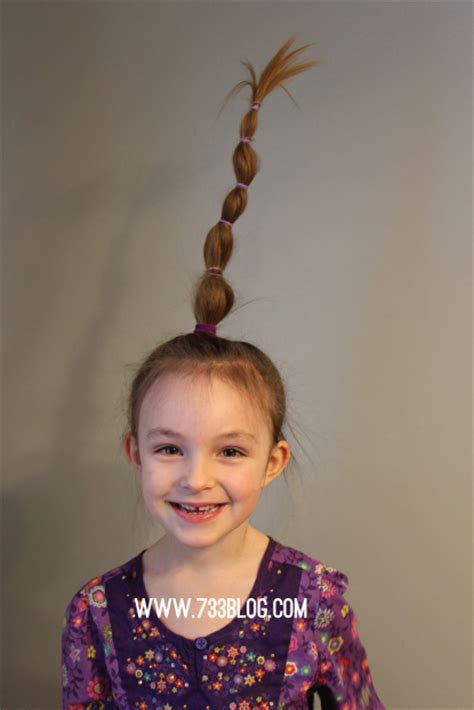 wacky hairstyles for kids truffala tree crazy hair tutorial inspiration made simple